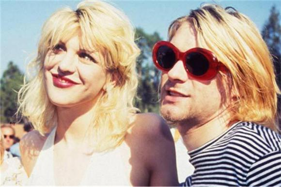 Courtney Love's Mom Defends Daughter's Marriage To Kurt Cobain