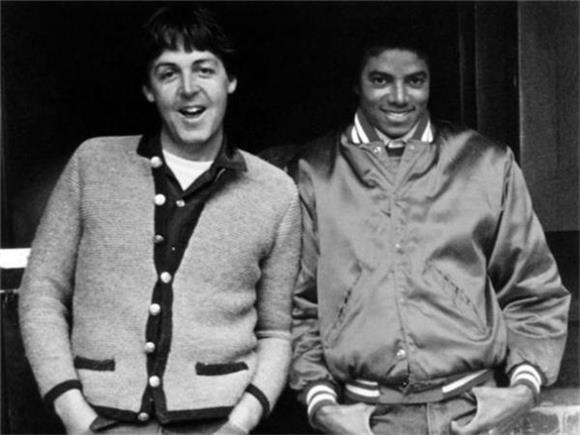 Paul McCartney Remixes His Michael Jackson Collab Classic