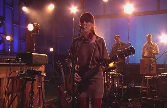 Late Night: Feist