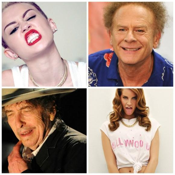 From Miley Cyrus to Art Garfunkel: A Chain of Bad Covers