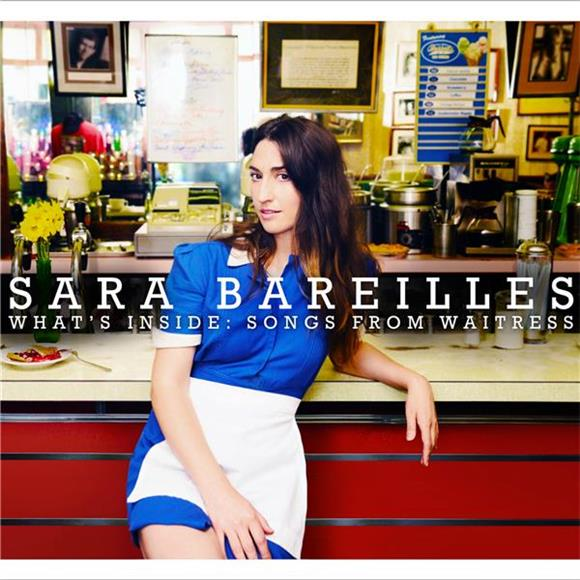 Baeble Record Spotlight: Sara Bareilles What's Inside: Songs From Waitress