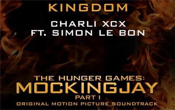 Listen: Charli XCX And Simon Le Bon's Mockingjay Track
