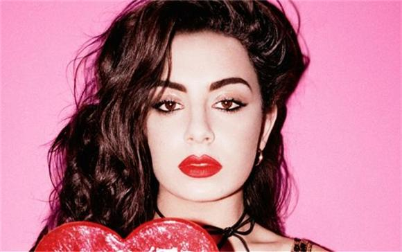 Charli XCX Drops 'Gold Coins' Off Sucker