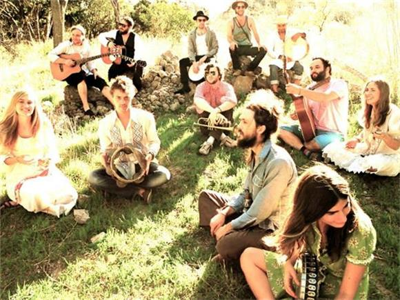 Edward Sharpe And The Magnetic Zeros Are Back