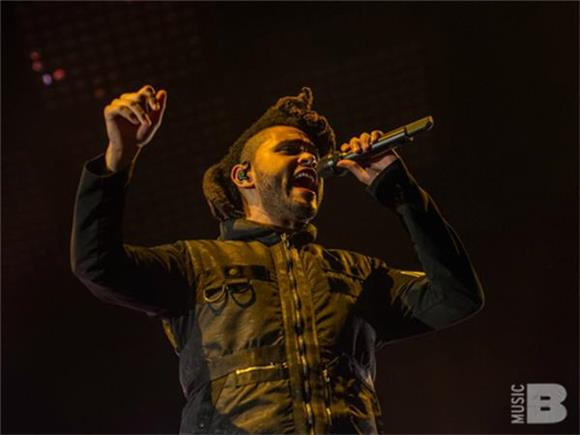 Photos From The Front Row: The Weeknd At Madison Square Garden