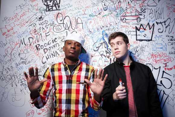 an inside look at the making of chiddy bang's last single