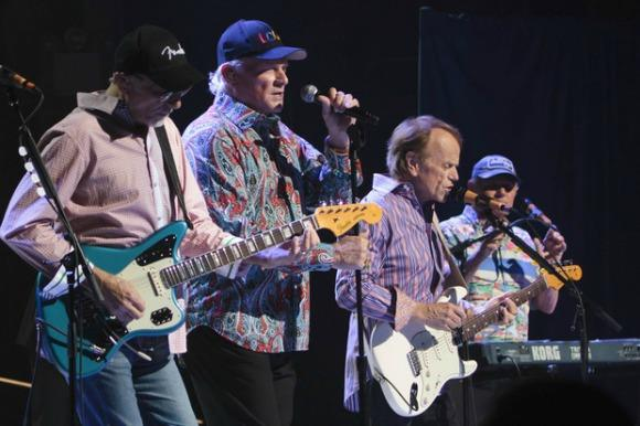 Beach Boys Perform 'Little Deuce Coupe'