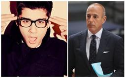 Matt Lauer Learns The Hard Way Not To F With One Direction