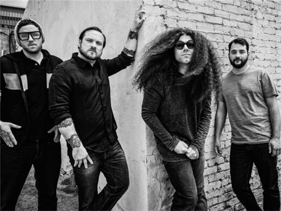 Pushing Past Concept: A Conversation With Coheed And Cambria