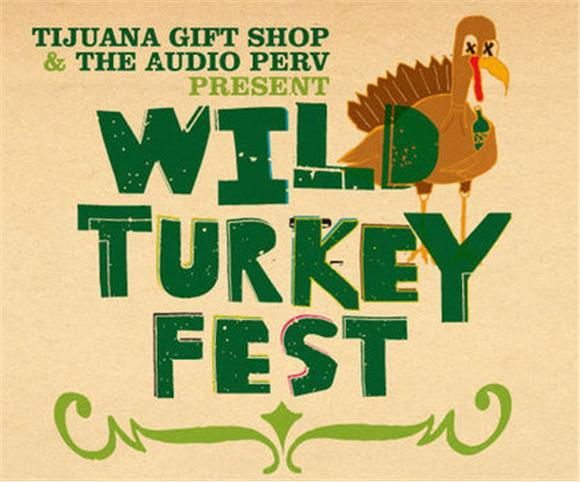 announcing: wild turkey fest 2010
