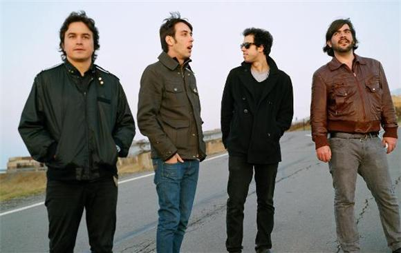 two new wolf parade songs