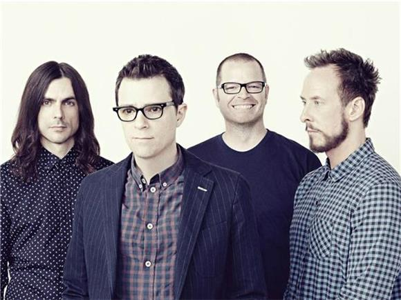 Weezer Let Us Know What They're Thankful For