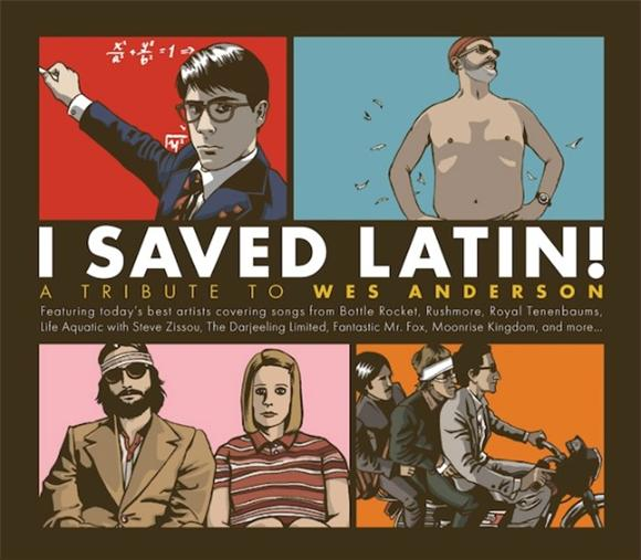 A Wes Anderson Tribute Album Made for Ultimate Fan-Boys