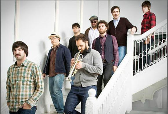 Menahan Street Band Marry Old Timey Boxing and Brass