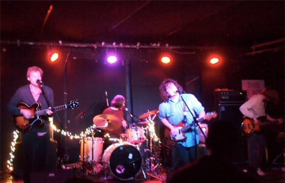 Out and About: The Districts at Mercury Lounge
