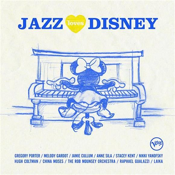 Listen to the Jazz Versions of Your Favorite Disney Songs