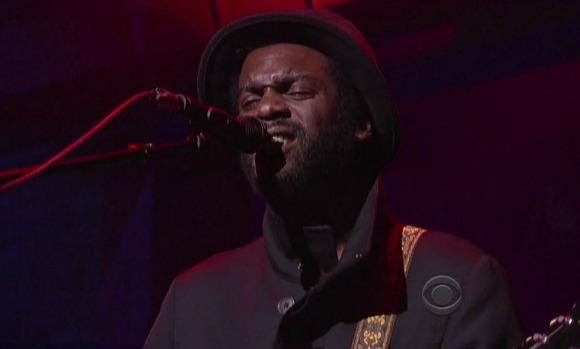 Gary Clark Jr. Shreds on Letterman