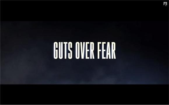 Eminem's 'Guts Over Fear' Music Video Is Maybe Too Solemn