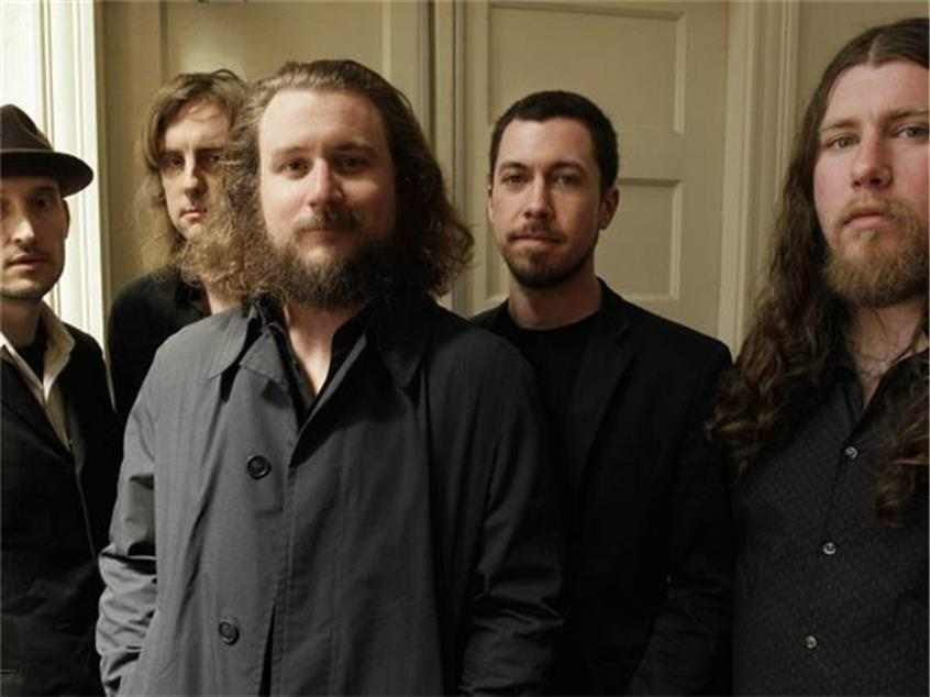 My Morning Jacket Take Us To The 'Tropics' On Colbert