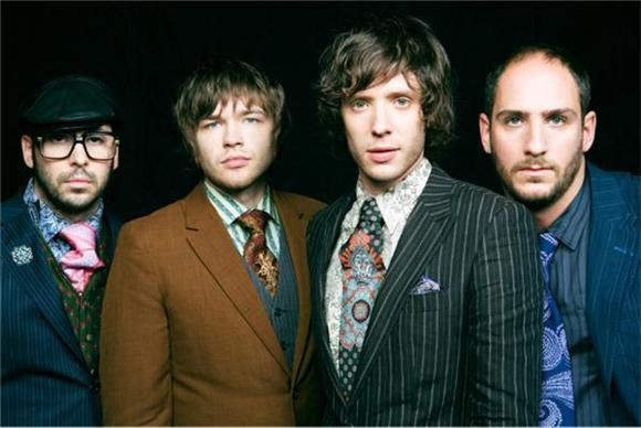 OK Go Convert Music Into DNA. It's Still Bad.