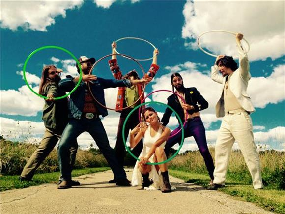 Baeble First Play: The Hippie Rock of The Giving Tree Band