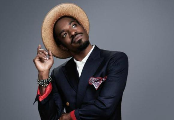 We Spotted Andre 3000, And It Was Awesome