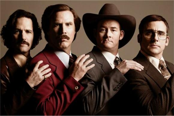 Anchorman's Channel 4 News Team Sings 'Afternoon Delight' at Sydney Premiere