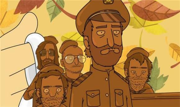 The National and Bob's Burgers' Thanksgiving Tradition Lives On