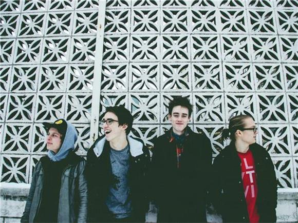 Hippo Campus Rock Out On 'Violet'