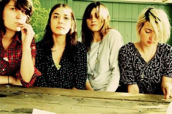 new videos: warpaint