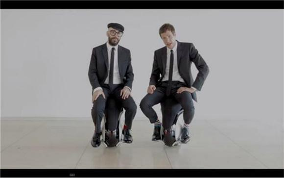 BTS Of OK GO's 'Won't Let You Down' Music Video