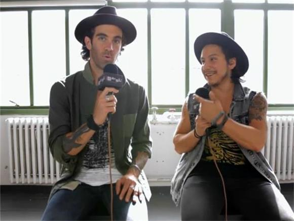 American Authors Dish On The Beauty of Brooklyn