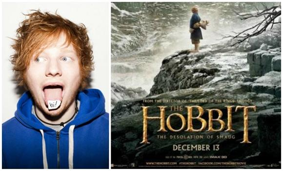 Ed Sheeran Visits the Shire in 'I See Fire'