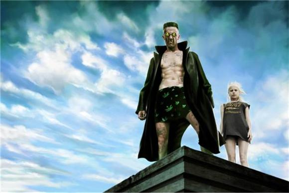 New Music Video: Die Antwoord Have Lost Their Minds