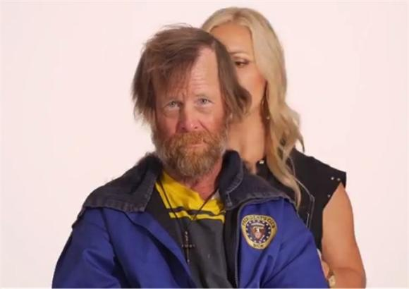 This Homeless Veteran's Makeover Will Hit You Right In The Hurts