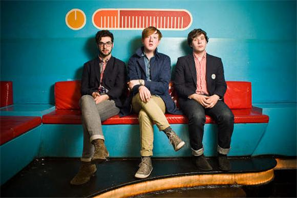 the guest apartment: two door cinema club
