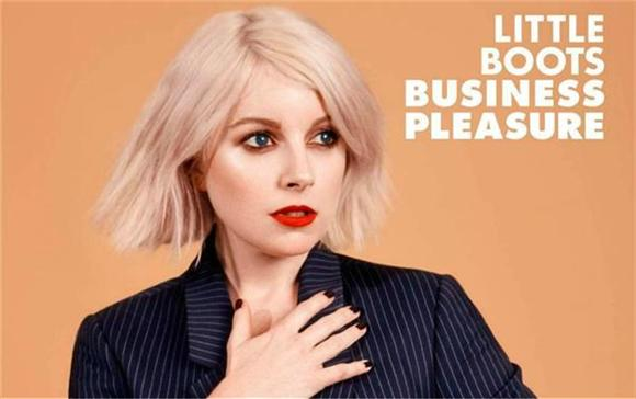 Little Boots Drops Business Pleasure EP, Stream Title Track