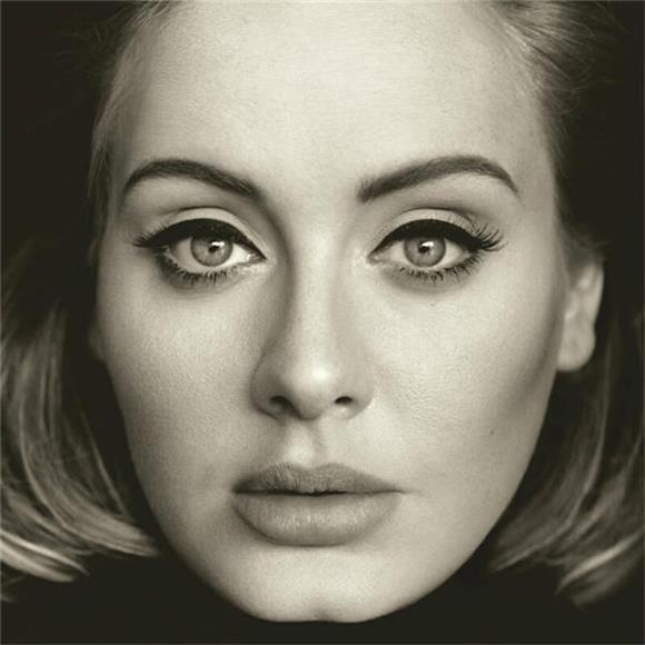 Baeble Record Spotlight: Adele 25