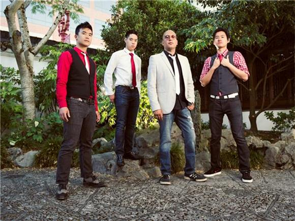 Baeble First Play: The Synthrock Dance Party of The Slants