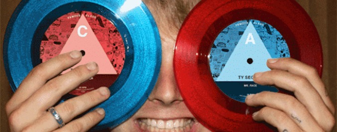 Ty Segall Announces First Pair Of Playable 3D Glasses, And ANOTHER New EP