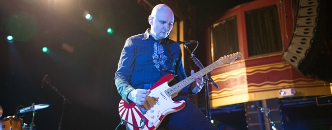 Out and About: Billy Corgan's Smashing Pumpkins Live Up To Their Name