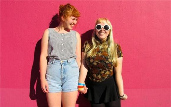 GirlPool Taps Into Every Female Brain Alone At A Rock Show