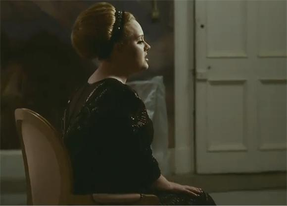 new music video: adele