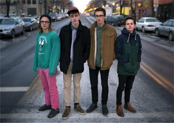 Hippo Campus Covers Low's Festive Classic 'Last Snowstorm Of The Season'