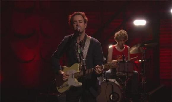 Ebeneezer Dawes Performs 'Christmas Parties' for Conan
