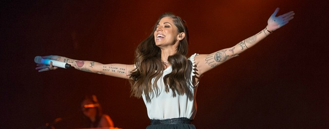 Out And About: Christina Perri At Paramount Theater