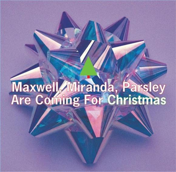 Single Serving Of Holiday Cheer: Maxwell Miranda Parsley 'Too Many Santas'