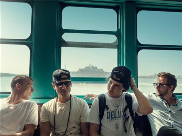 Lukas Graham Reminisce In '7 Years' Video