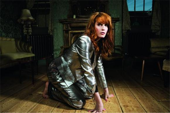 late night: florence and the machine