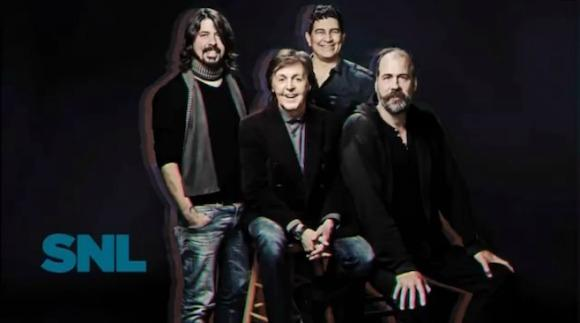 Paul McCartney and a Slew of Guests on SNL